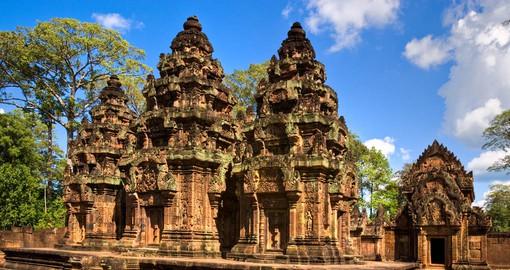 Banteay Srei Banteay Samre Amp Tonle Sap Cambodia Tours