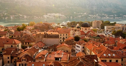Old town of Kotor