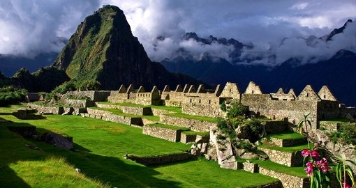 Visit Machu Picchu on your trip to Peru