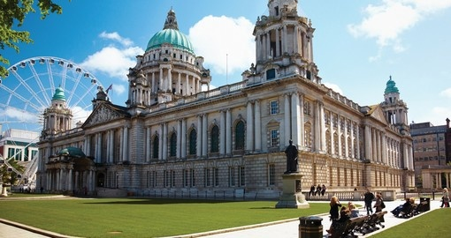 Explore Belfast and its beauty in Northern Ireland.