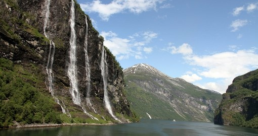 Norway boasts more than 1,000 fjords