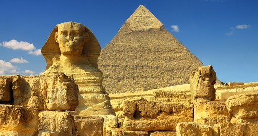 Visit the only remaining ancient wonder on your Egypt Tour