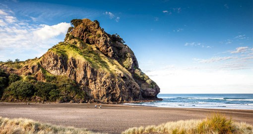 Piha is New Zealand's most famous surf beach