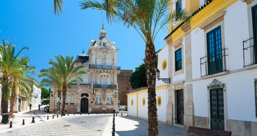 Visit historic Faro on your Portugal vacaiton
