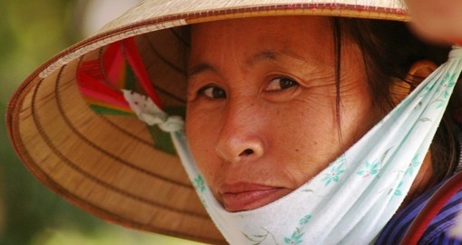 The face of Vietnam
