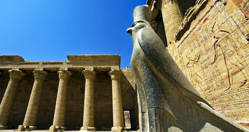 Visit The Temple of Horus at Edfu on your Egypt Vacation