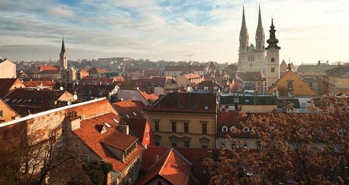 Croatia - Europe's rising star of places to visit on European tours.