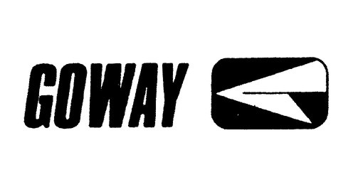 "Goway's very first logo features ""Flying G"""