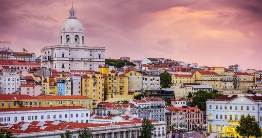 Lisbon - the starting point of most Portugal vacations.