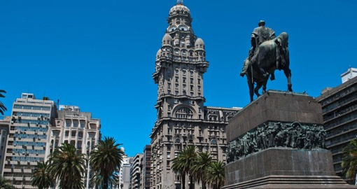 Explore Montevideo during your Uruguay vacations.