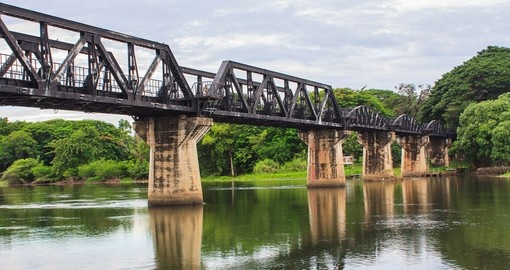 River Kwai Rafts Thailand Travel Goway