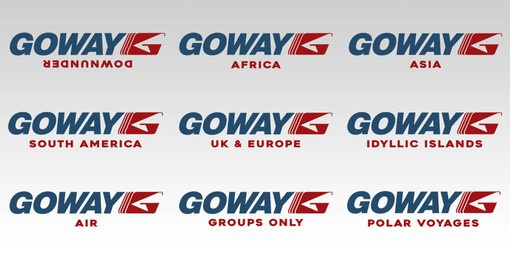 Goway Travel's Brands and Divisions