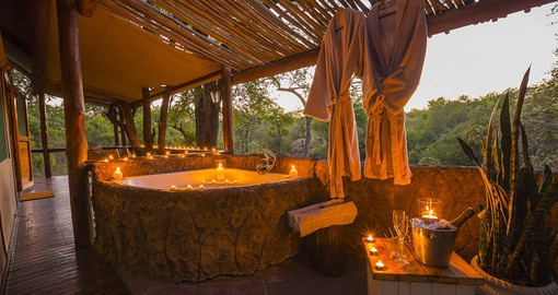 Thornybush has earned a reputation as one of South Africa's finest bush experiences