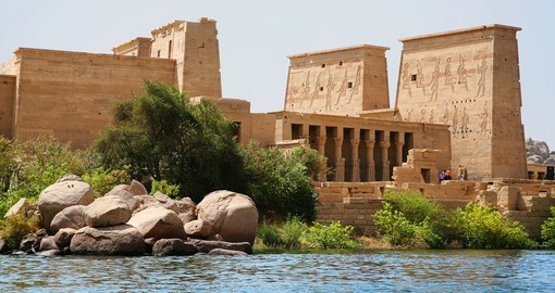 Explore Temple of Philae during your next Egypt vacations.