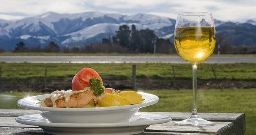 Dine well when in Blenheim