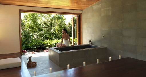 The Spa at Qualia is the ideal place to unwind