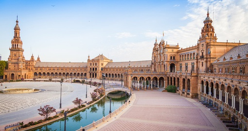 Seville, a landmark example of Renaissance Revival Style