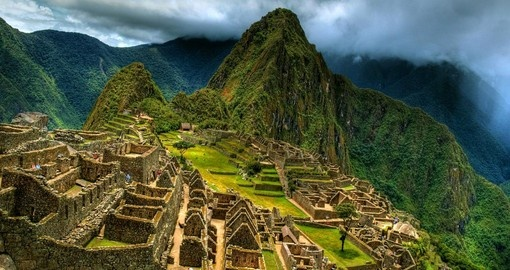 Your Peru Vacation visits magnificent Machu Picchu