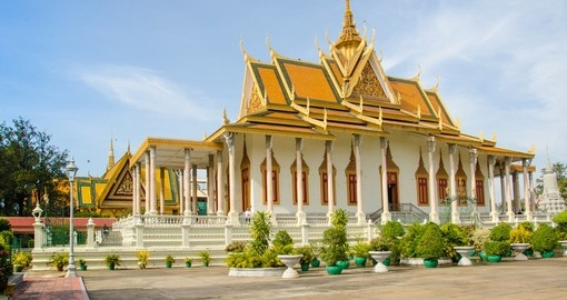 See the beautiful Wat Preah on your trip to Cambodia