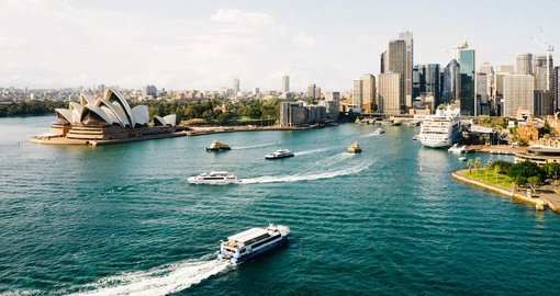 Spend a day in Sydney on your Australia Tour