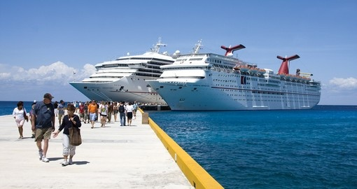 We arrange Ship Shore excursions