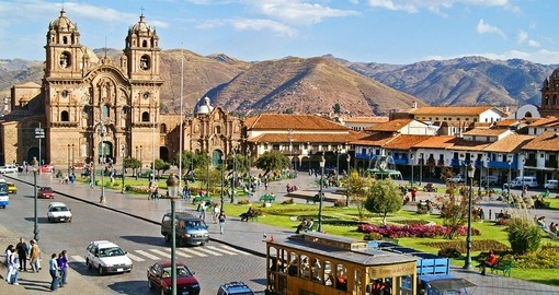 Explore this amazing city Cusco on your next Peru tours.