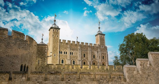 Experience the Tower on your trip to London