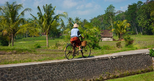 Explore Bali by Bike on your Bali vacation