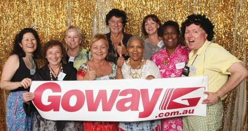 Goway staff and industry friends party in Sydney in 2010