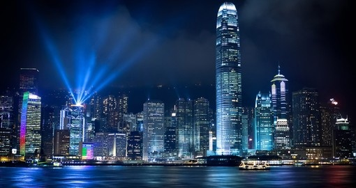 Vibrant City of Hong Kong