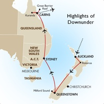Highlights of Downunder