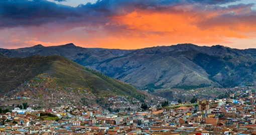 Enjoy Cusco at Sunset on your Peru Tour