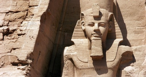 Ramses II - A must inclusion for all Egypt Tours