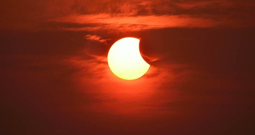 The dramatic total eclipse on December, 14 will plunge the Sun into darkness for 2 minutes and 10 seconds