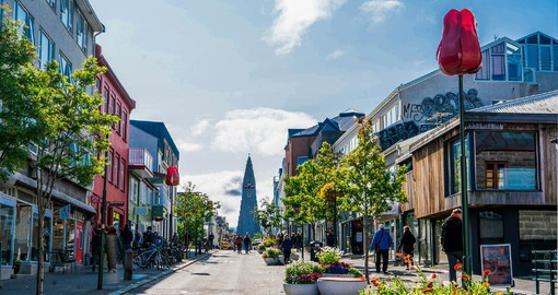 Your Iceland vacation begins in the charming capital city of Reykjavik