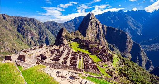 Discover Machu Picchu and Peru