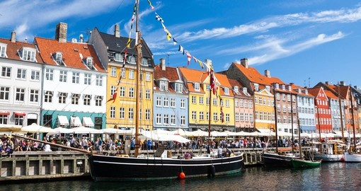 Your Denmark vacation begins in Copenhagen