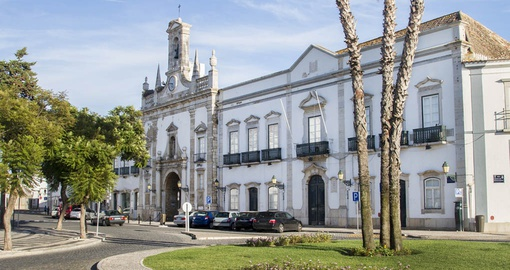 Explore the city of Faro on your trip to Portugal