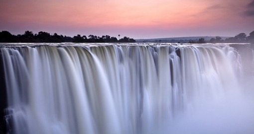 Victoria Falls Zimbabwe is one of natures most spectacular sites