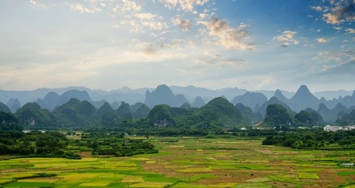 Breathtaking beauty of Guilin