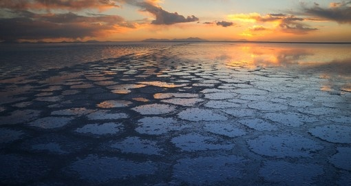 See the surreal Uyuni Salt Flats on your Bolivia Vacation