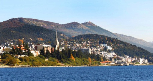 A gorgeous setting and a host of year round activities make Bariloche Patagonia's most charming destination