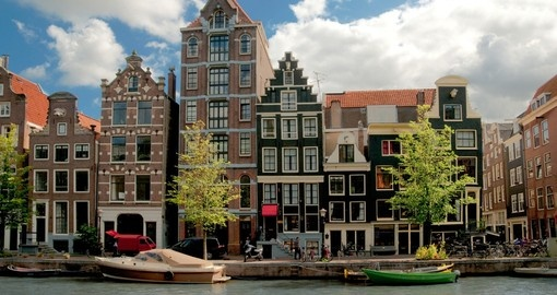 Classic Amsterdam Houses