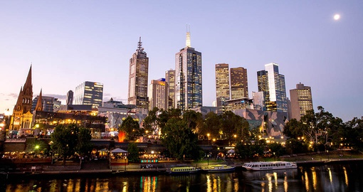 Visit amazing Melbourne on your Australia vacation