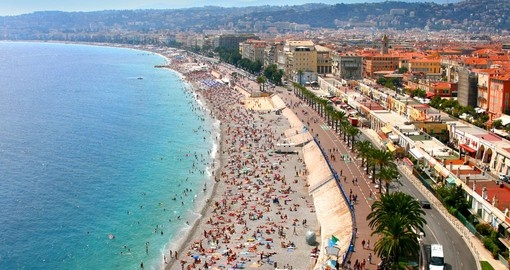 French Riviera - a must inclusion when thinking about booking your France vacation package.