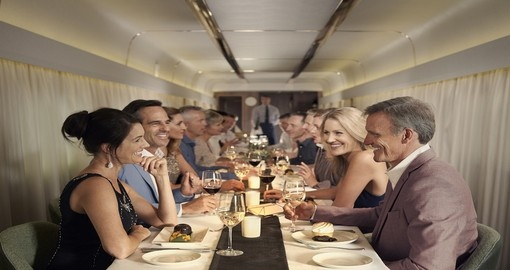 Experience riding on the Indian Pacific Train and enjoy all the amenities the train can offer on your next Australia tours.