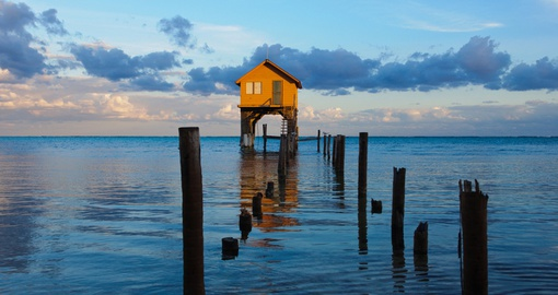Explore the Ambergris Caye city on your next trip to Belize.