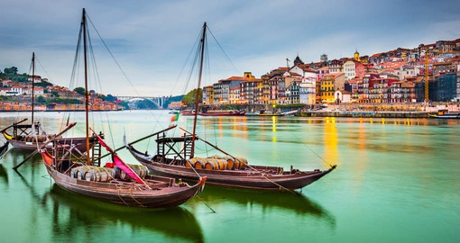 Porto, a fascinating and vibrant city that has becoming one of Europe's most respected tourist destinations