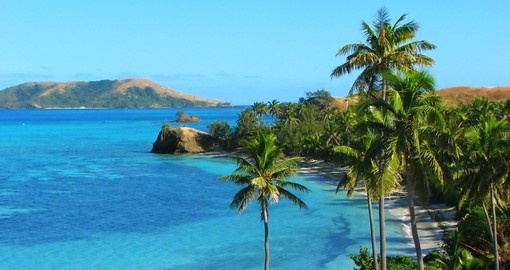 The Yasawa Islands are a popular destination for all Fiji vacations.