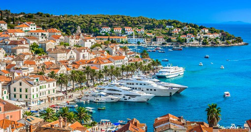 Know as the the queen of the Croatian Dalmatian islands, Hvar is full of rich tradition, architecture and nightlife
